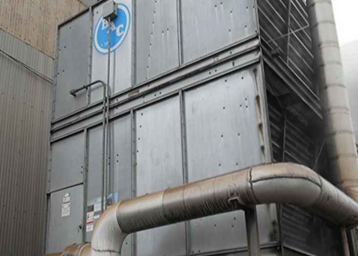 Cooling Tower Refurbishment